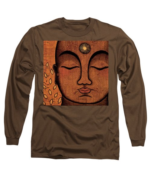 Long Sleeve T-Shirt featuring the painting He Knows by Gloria Rothrock