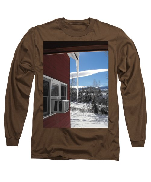 Ice In Motion Long Sleeve T-Shirt