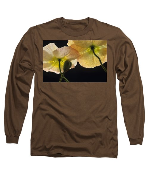 Iceland Poppies 2 Long Sleeve T-Shirt