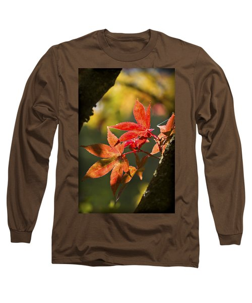 Long Sleeve T-Shirt featuring the photograph In Between... by Clare Bambers