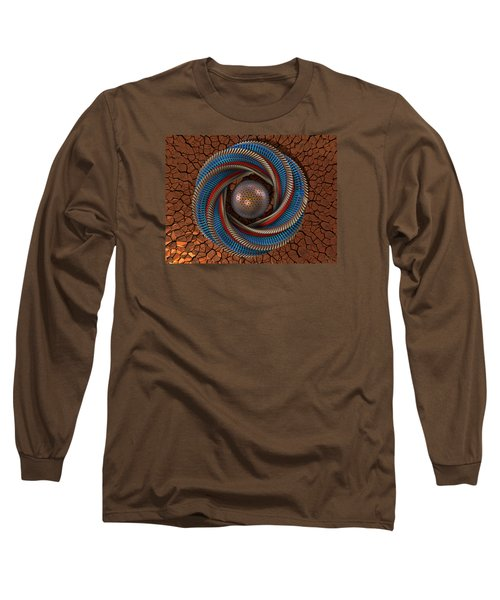 Inclusion Long Sleeve T-Shirt by Manny Lorenzo
