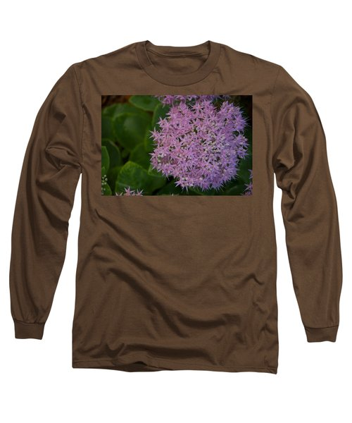 Long Sleeve T-Shirt featuring the photograph Inner White by Joseph Yarbrough
