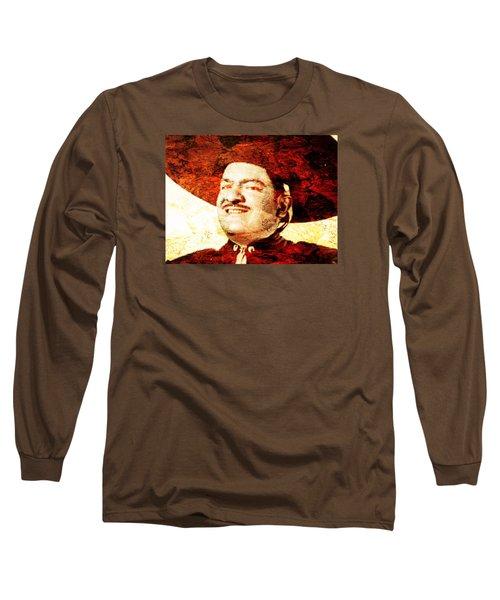 Jose Alfredo Jimenez Long Sleeve T-Shirt