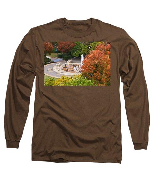 Keeping Dry Long Sleeve T-Shirt