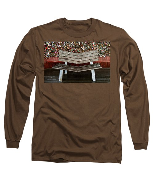 Long Sleeve T-Shirt featuring the photograph Locks Of Love 2 by Kume Bryant