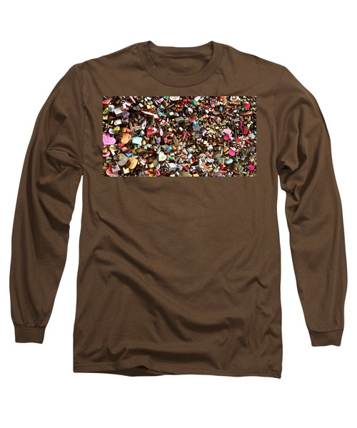 Long Sleeve T-Shirt featuring the photograph Locks Of Love by Kume Bryant