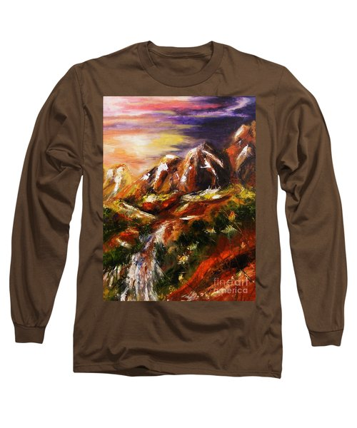 Magical Morn Long Sleeve T-Shirt