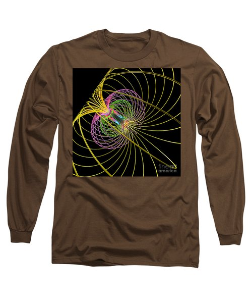 Magnetism 3 Long Sleeve T-Shirt