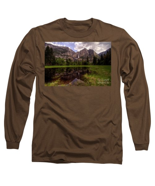 Majestic Reflections Long Sleeve T-Shirt