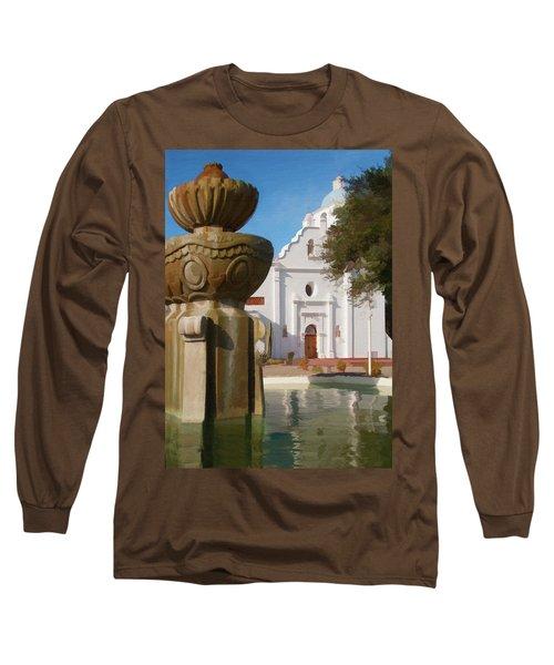 Mission Santa Cruz Long Sleeve T-Shirt