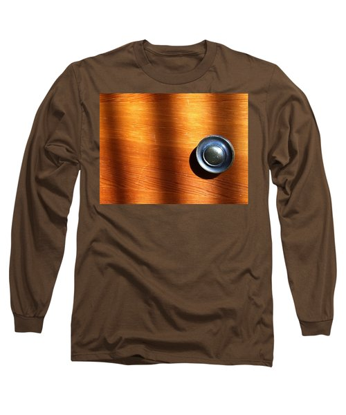 Long Sleeve T-Shirt featuring the photograph Morning Shadows by Bill Owen