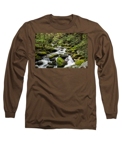 Mossy Creek Long Sleeve T-Shirt by Ronald Lutz