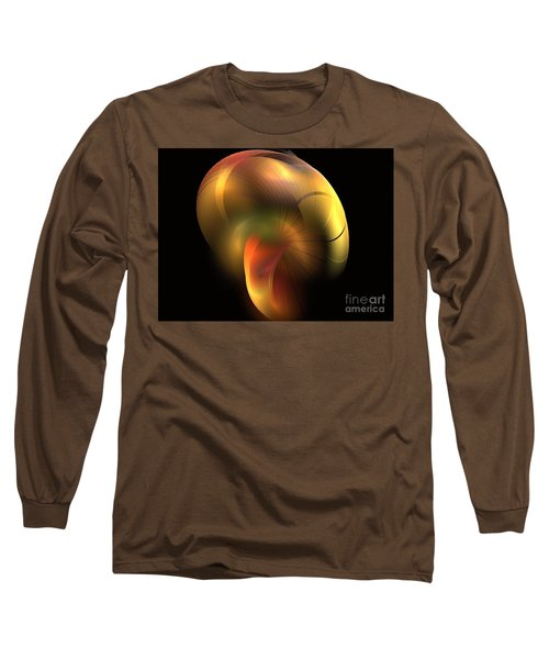 Mushroom Long Sleeve T-Shirt by Kim Sy Ok