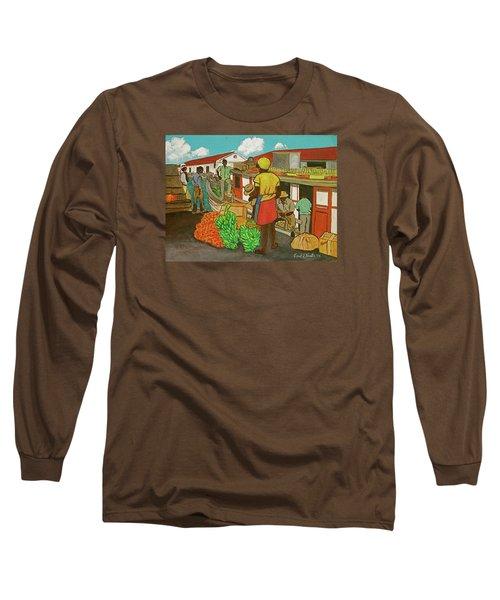 Nassau Fruit Boat Long Sleeve T-Shirt