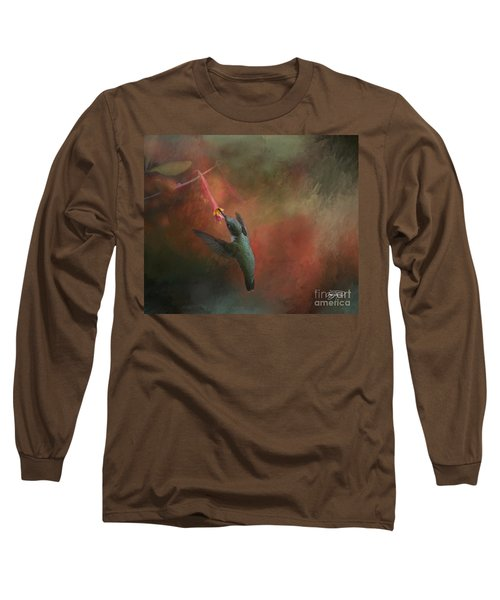 Nature's Angel Long Sleeve T-Shirt