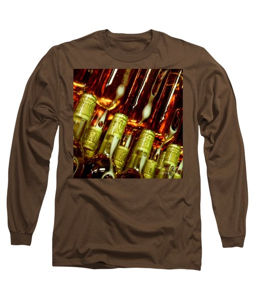Long Sleeve T-Shirt featuring the photograph New Wine by Lainie Wrightson