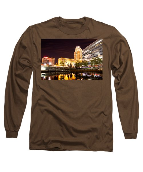 Night Life Long Sleeve T-Shirt