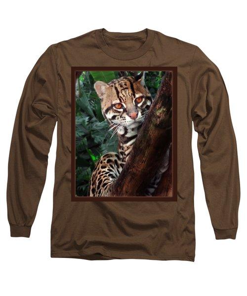 Ocelot Lookout Long Sleeve T-Shirt
