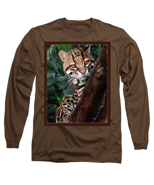 Ocelot Lookout Long Sleeve T-Shirt