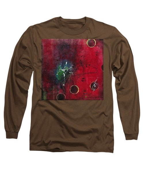 Passion 2 Long Sleeve T-Shirt by Nicole Nadeau
