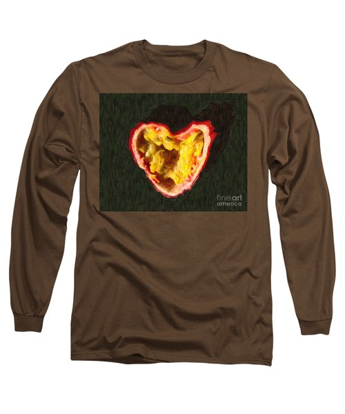 Passion Fruit Long Sleeve T-Shirt