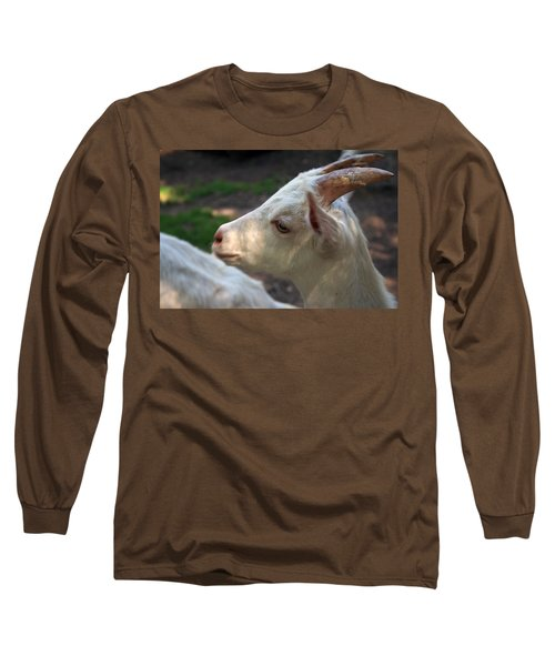Long Sleeve T-Shirt featuring the photograph Patience Is A Virtue by Kay Novy