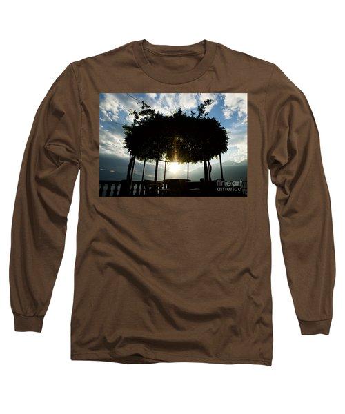 Patio Long Sleeve T-Shirt