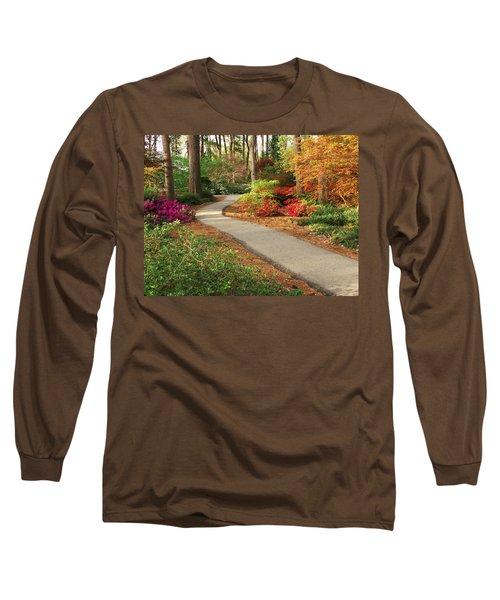 Peaceful Path Long Sleeve T-Shirt