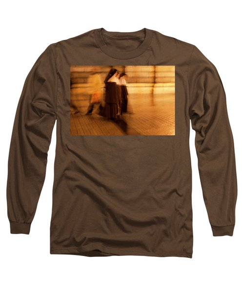 Piety In Motion Long Sleeve T-Shirt