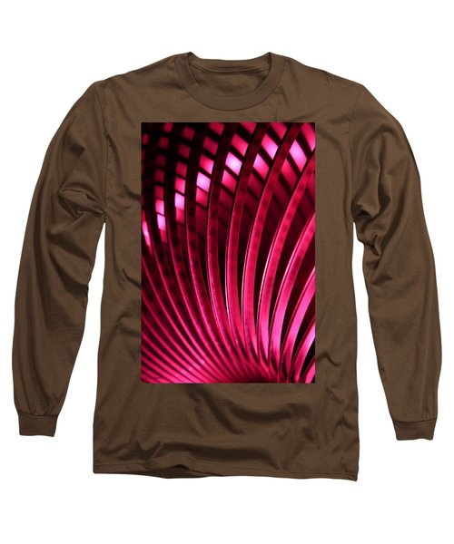 Long Sleeve T-Shirt featuring the photograph Poetry Of Light by Lauren Radke