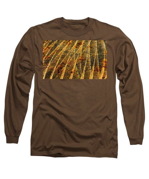 Points Of Light Long Sleeve T-Shirt by Susan Capuano