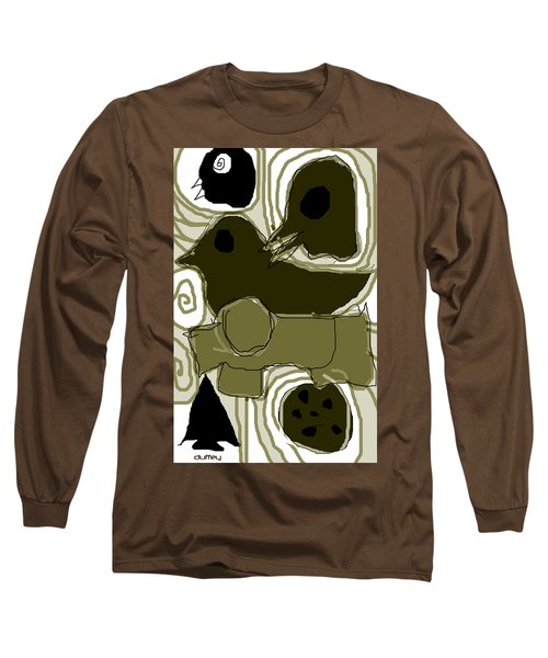Poverty Point 1 Long Sleeve T-Shirt