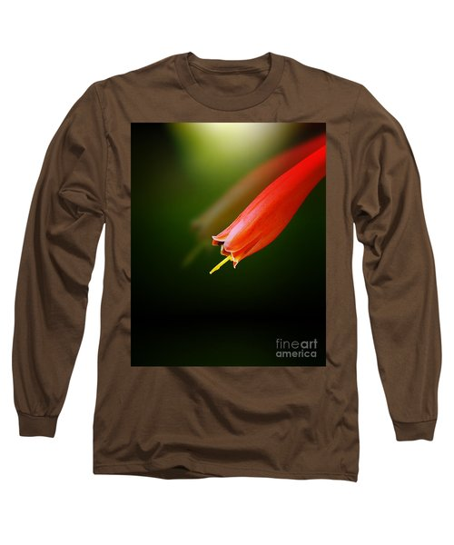 Reflection Long Sleeve T-Shirt by Judi Bagwell