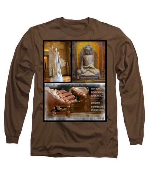 Reflections Of Spirit Long Sleeve T-Shirt