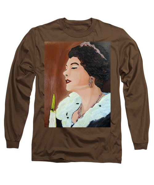 Renata Long Sleeve T-Shirt by Lisa Brandel