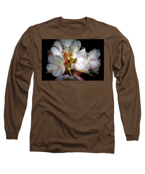 Rhododendron Explosion Long Sleeve T-Shirt