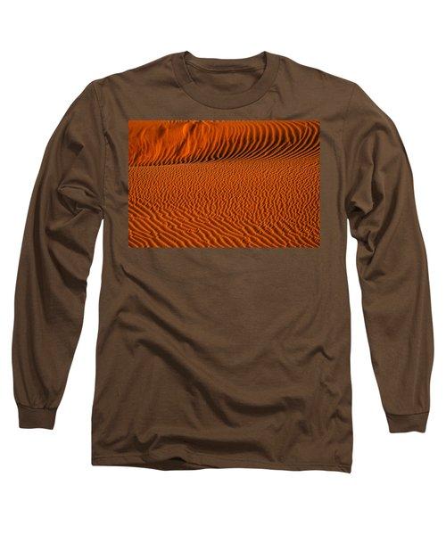 Ripples Converge Long Sleeve T-Shirt