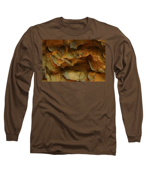 Rock Long Sleeve T-Shirt by Daniel Reed