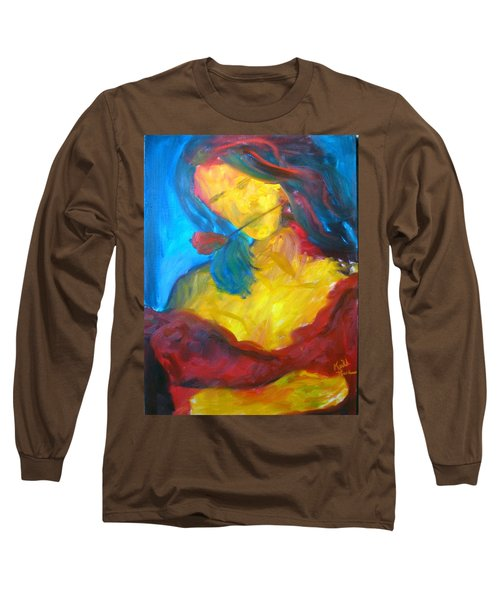 Sangria Dreams Long Sleeve T-Shirt