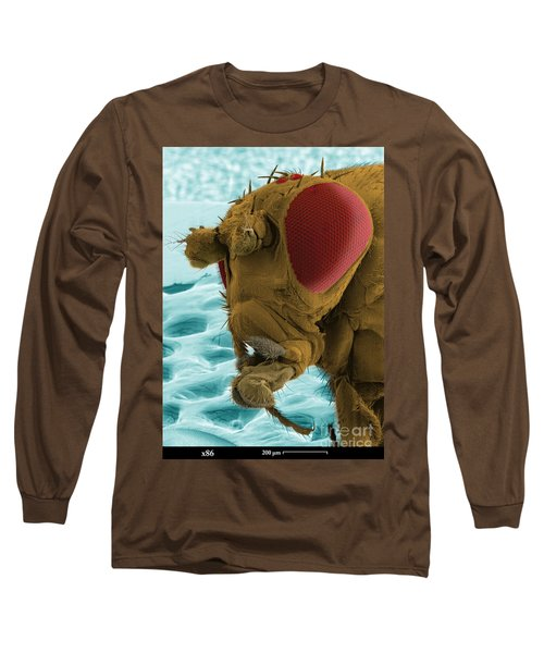 Sem Of A Mutant Fruit Fly Long Sleeve T-Shirt