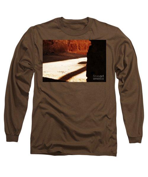 Shadow On The Windows Long Sleeve T-Shirt