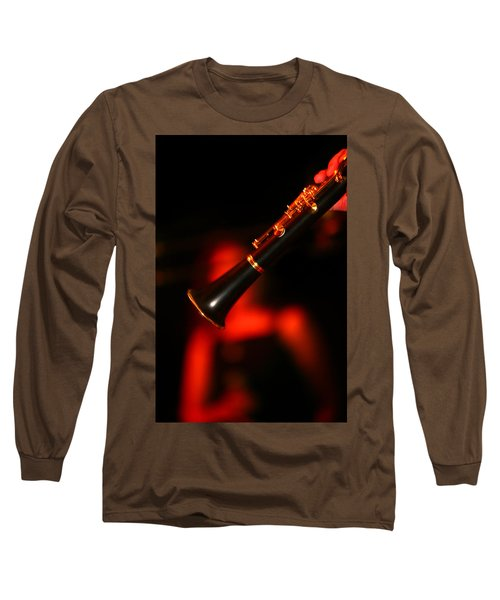 Slow Jazz Long Sleeve T-Shirt