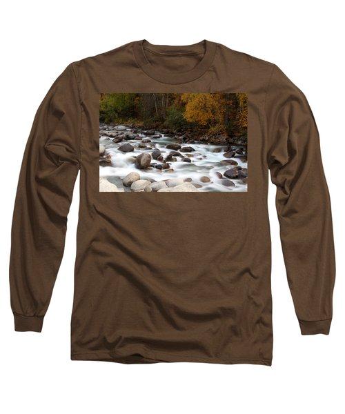 Smokey Water Long Sleeve T-Shirt