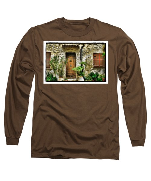 South Of France 1 Long Sleeve T-Shirt