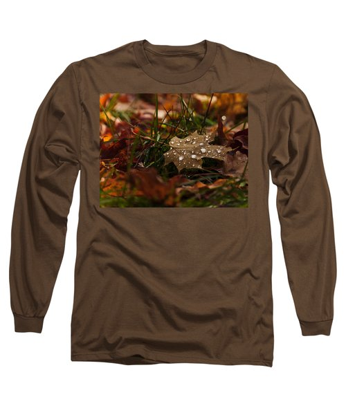 Long Sleeve T-Shirt featuring the photograph Sparkling Gems by Cheryl Baxter