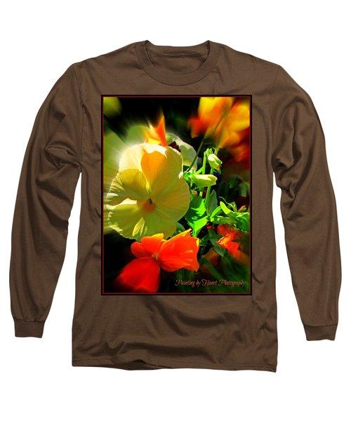Summer Bloom Long Sleeve T-Shirt