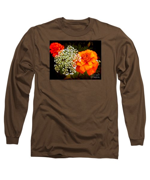 Long Sleeve T-Shirt featuring the photograph Summer by Milena Ilieva