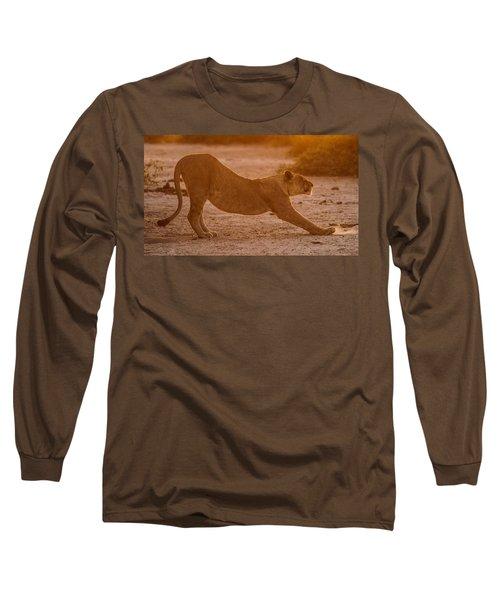 Sun Stretch Long Sleeve T-Shirt