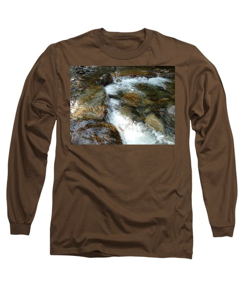 Sunlit Cascade Long Sleeve T-Shirt