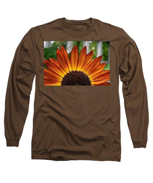 Sunrise Floral Long Sleeve T-Shirt